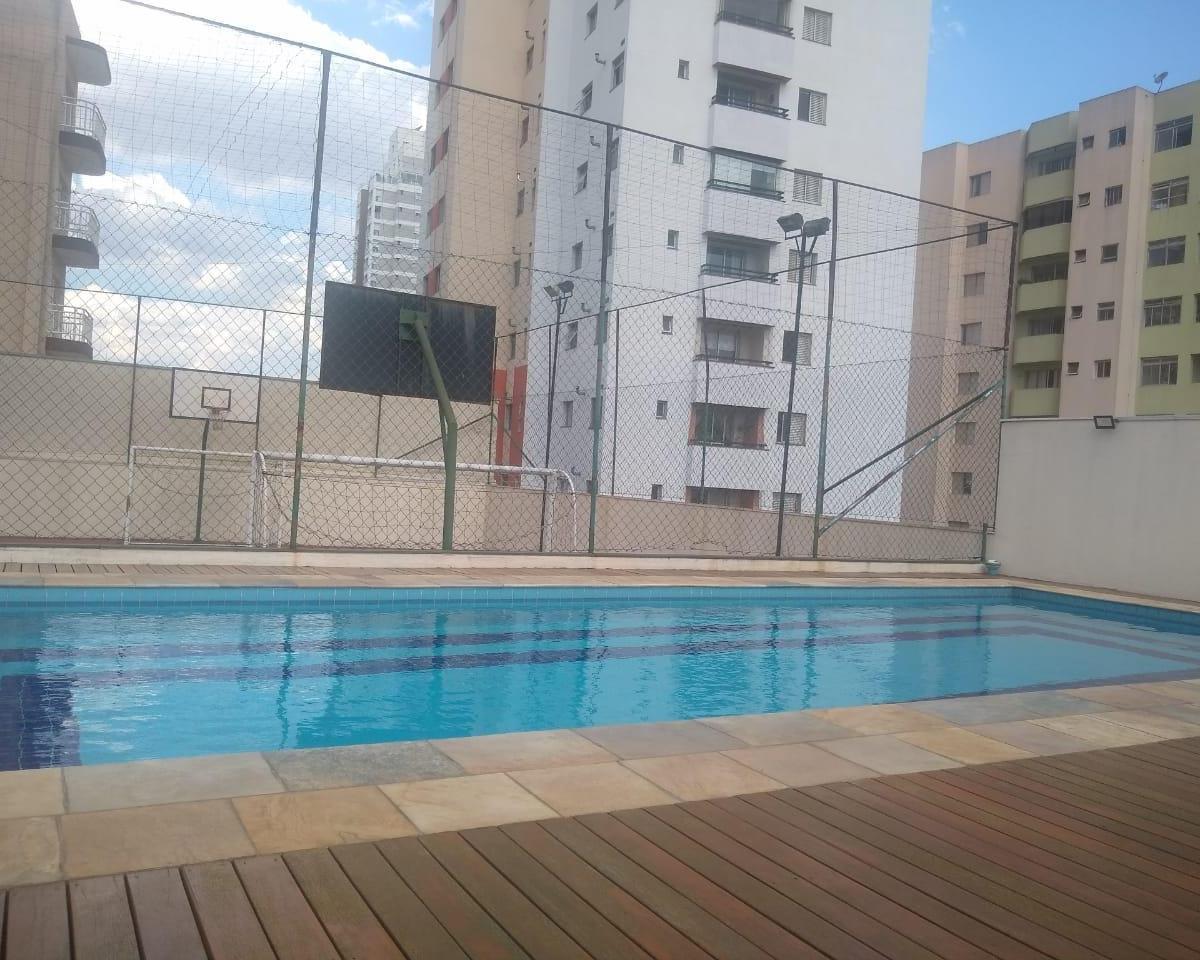 Apartamento no Green Palace com 3 dorm e 80m, Vila Clementino - São Paulo