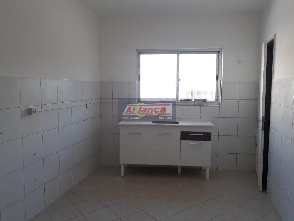 Apartamento com 2 dormitórios para alugar, 90 m² - Vila Augusta - Guarulhos/SP