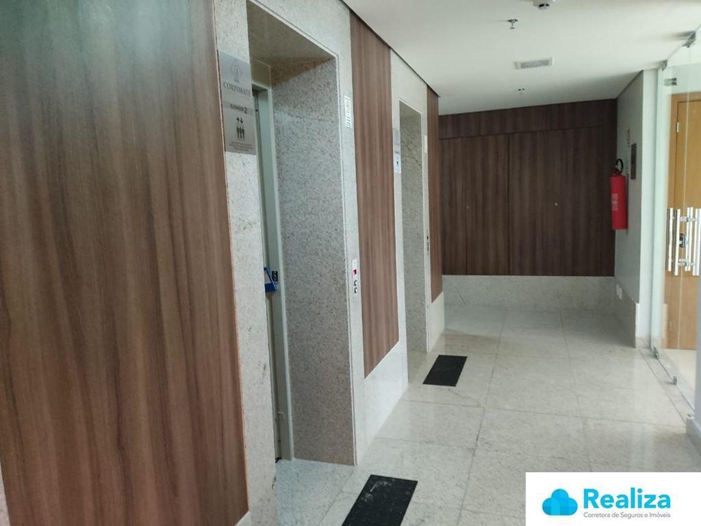 Corporate Águas Claras - Sala Comercial - 303 m²