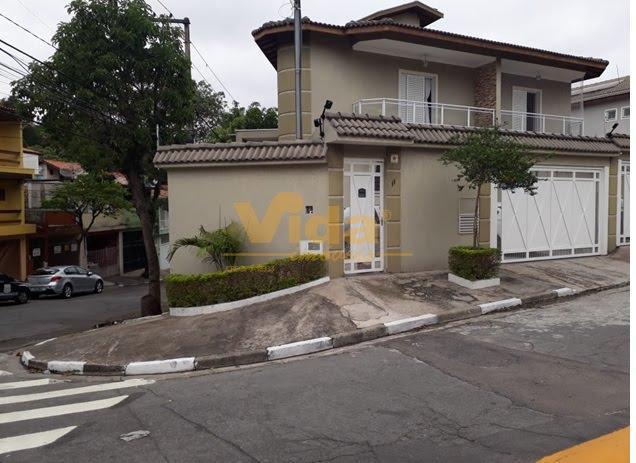Casa Sobrado em Bela Vista  -  Osasco