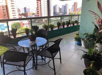 Apartamento de 4 quartos, João Pessoa