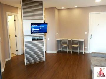 Apartamento · 45m² · 1 Quarto · 1 Vaga