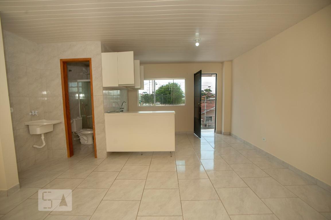 Apartamento para Aluguel - Xaxim, 1 Quarto,  30 m² - Curitiba