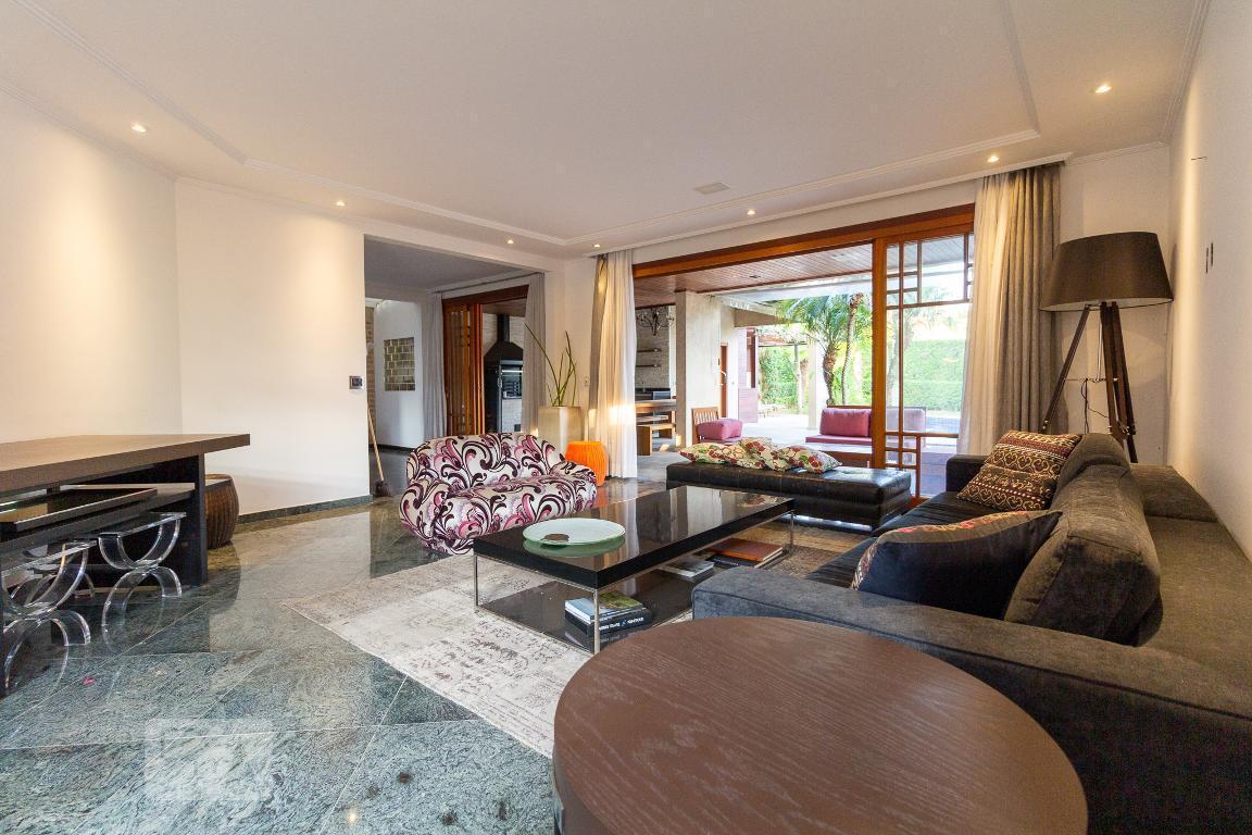 Casa para Aluguel - Adalgisa, 4 Quartos,  448 m² - Osasco