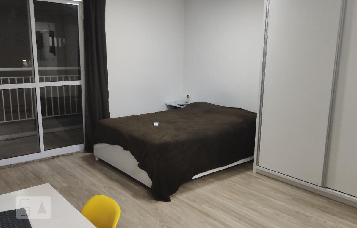 Apartamento para Aluguel - Santa Cecília, 1 Quarto,  31 m² - São Paulo