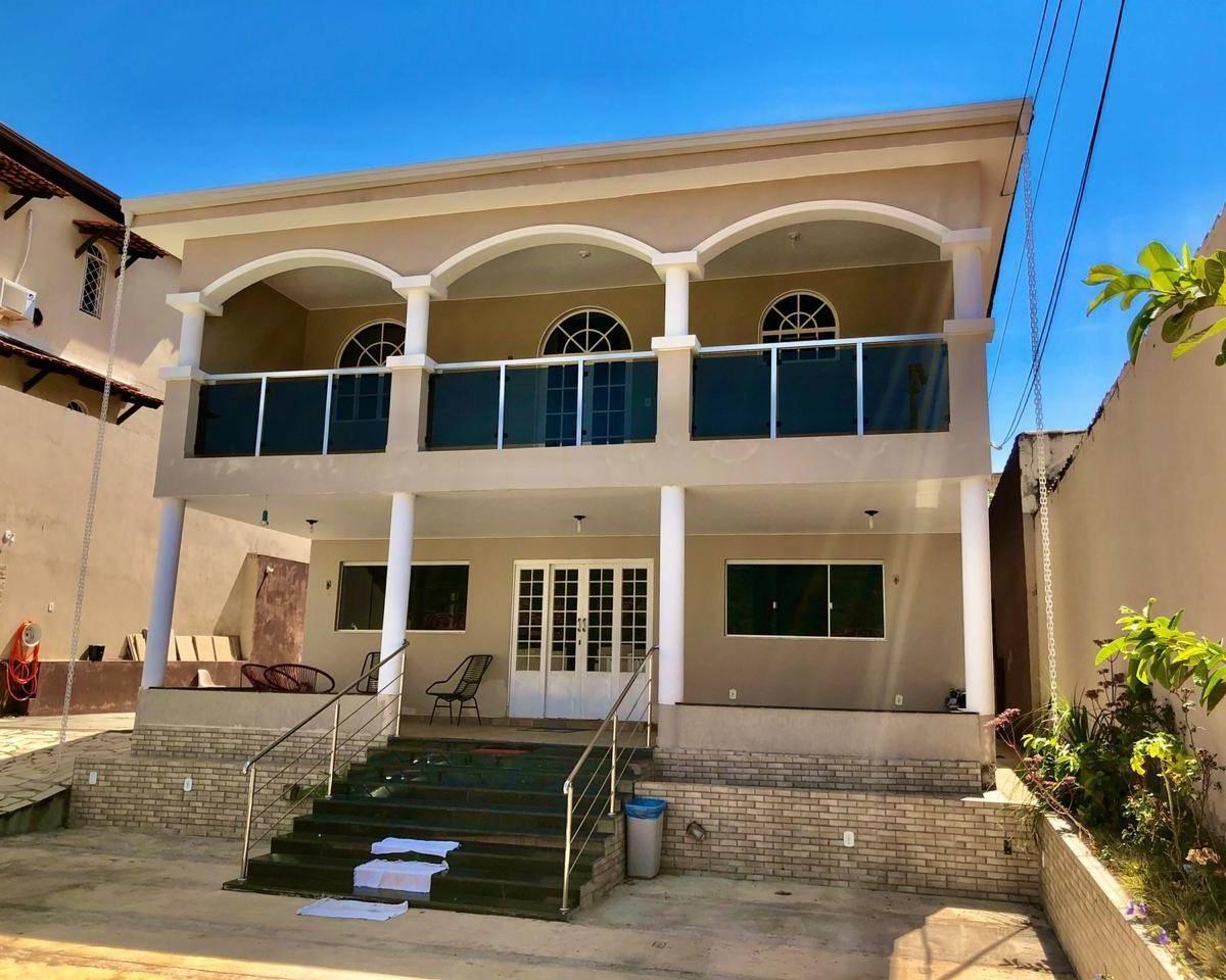 Aceito Imóvel, Casa 4 Suítes no Condomínio Morada dos Nobres