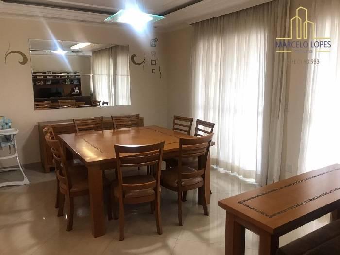 Venda - Apartamento 111 m² distribuídos em 3 quartos - Ipiranga