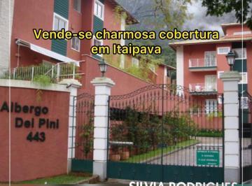 Apartamento de 3 quartos, Petrópolis