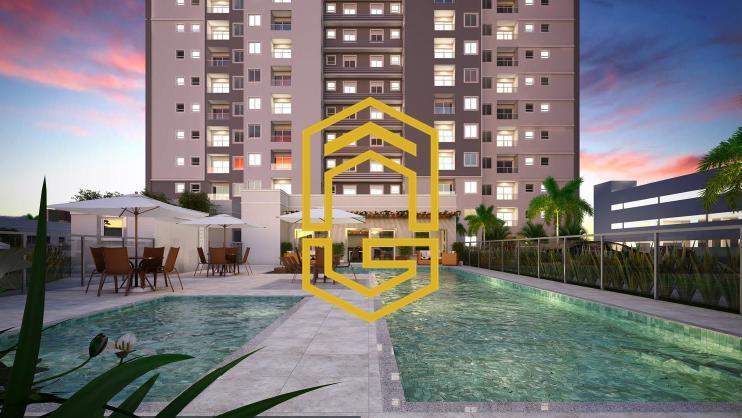 Apartamento à venda, 1 quarto, 1 suíte, 1 vaga, Cruz das Almas - Maceió/AL