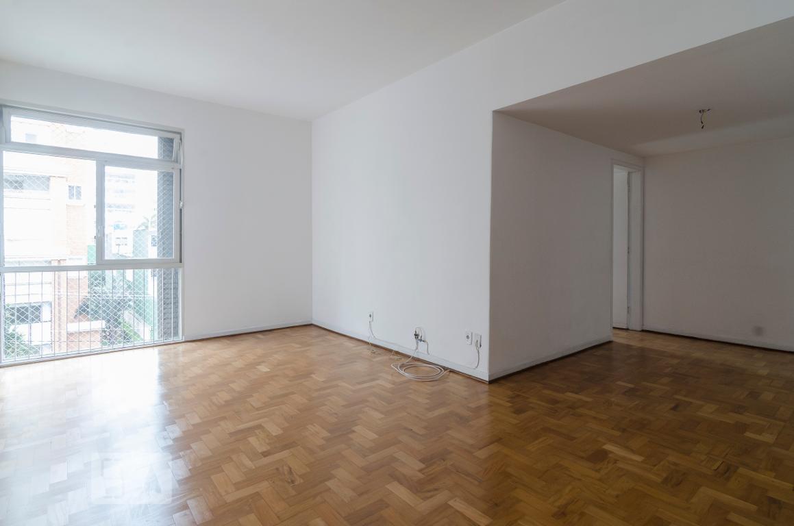 Apartamento para Aluguel - Pinheiros, 3 Quartos,  122 m² - São Paulo