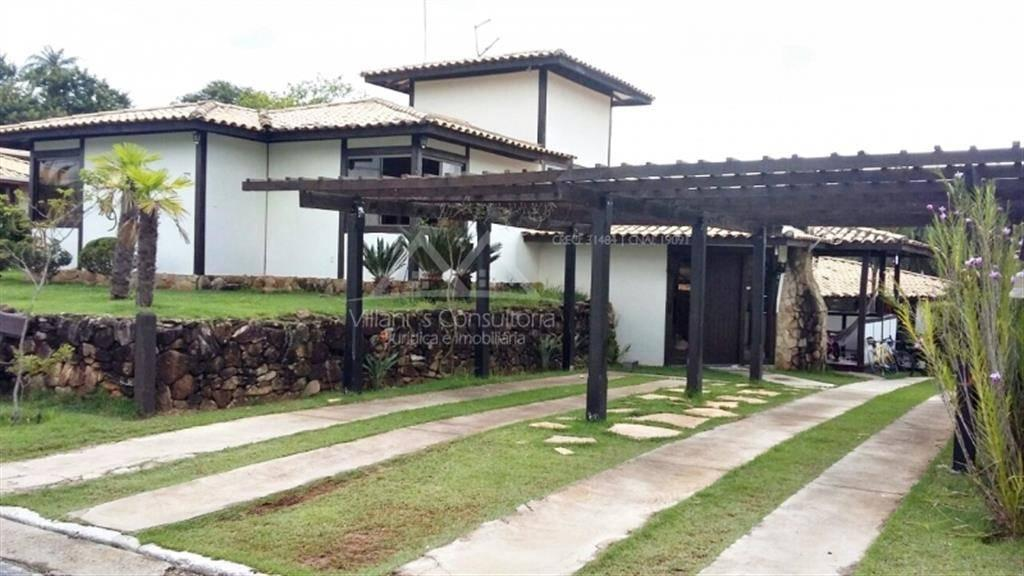 Casa no condomínio Montserrat