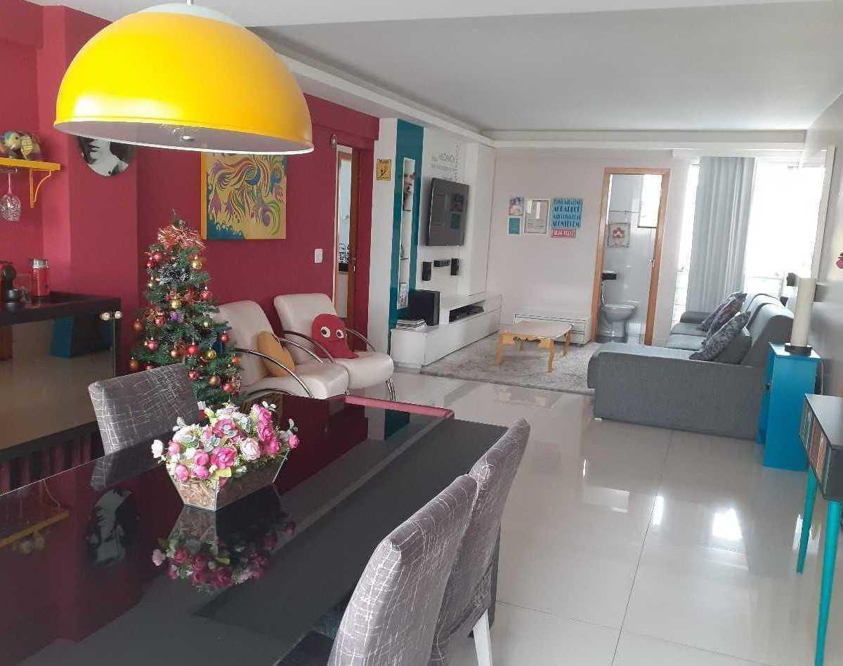 Apartamento com 4 dorm e 130m, Fernão Dias - Belo Horizonte