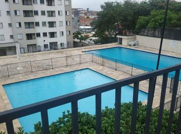 Apartamento de 2 quartos, Carapicuíba