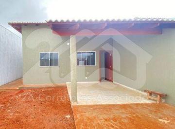 Casa · 94m² · 2 Quartos · 1 Vaga