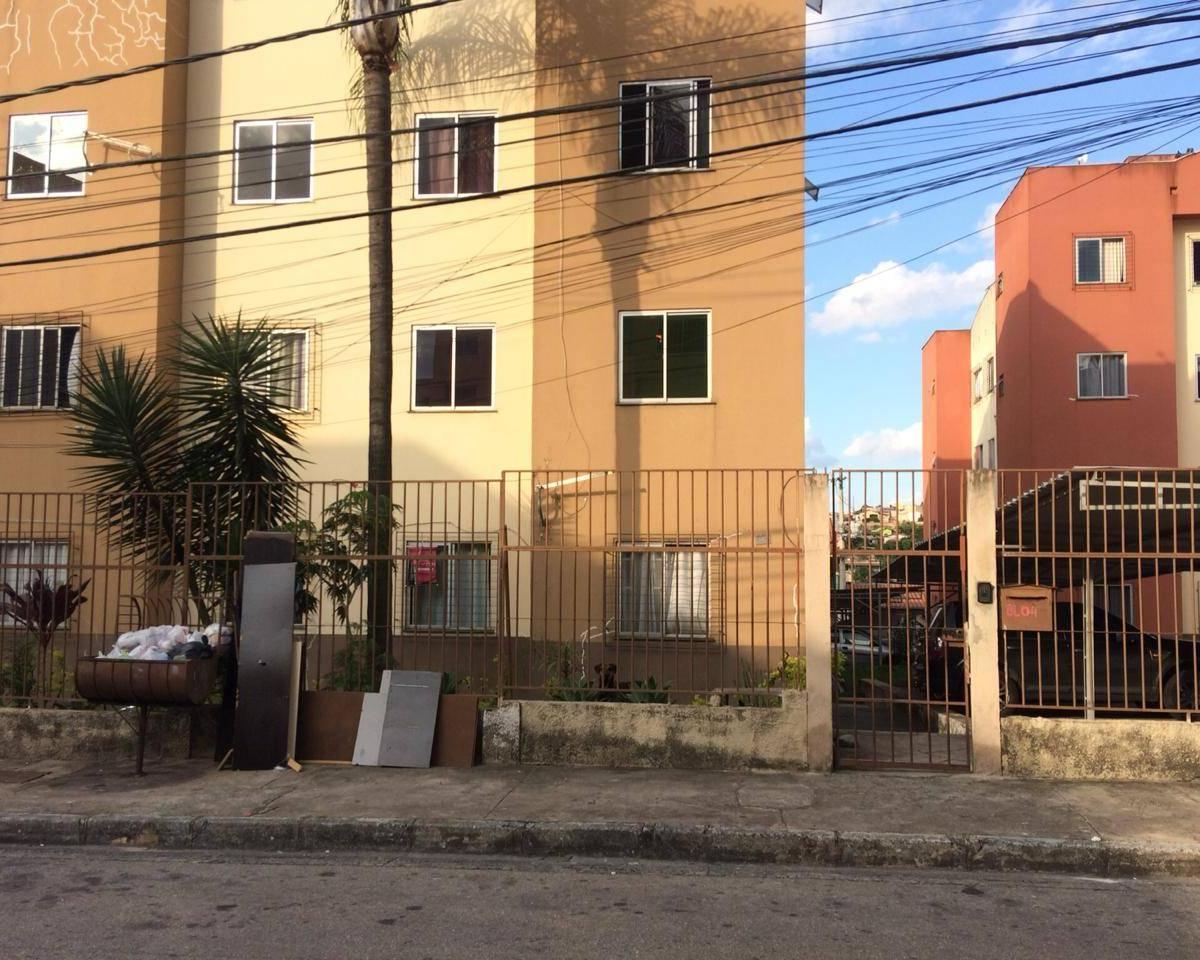 Apartamento de dois quartos a venda em Betim