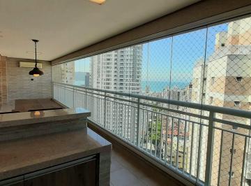 Apartamento de 3 quartos, Santos