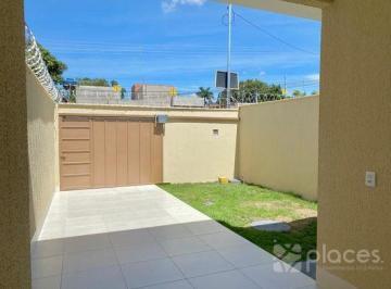 Casa · 120m² · 3 Quartos · 2 Vagas