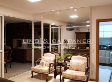 Apartamento · 136m² · 3 Quartos · 4 Vagas
