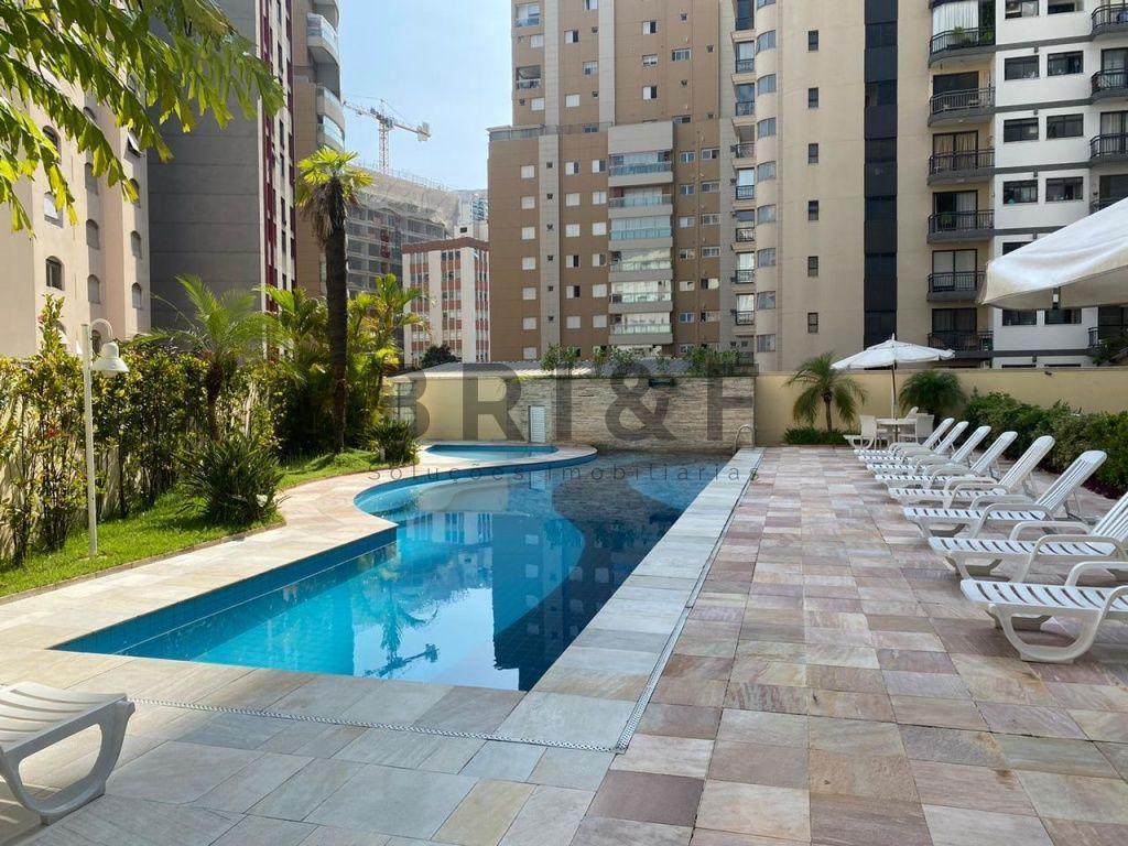 Apartamento de 1 quarto na Vila Olimpia