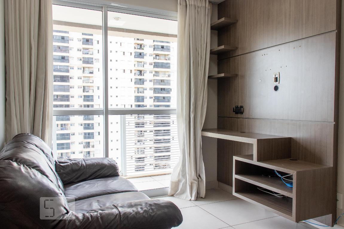 Apartamento para Aluguel - Águas Claras, 1 Quarto,  34 m² - Brasília