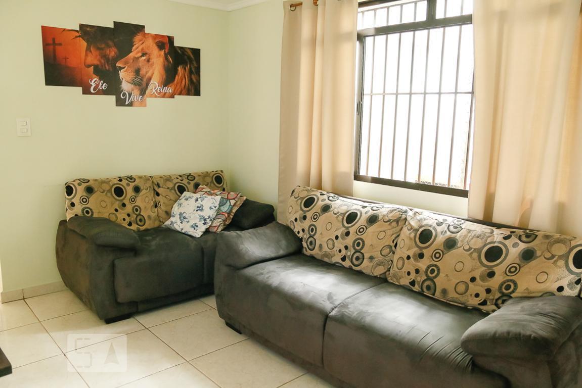 Casa para Aluguel - Vila Campo Grande, 2 Quartos,  100 m² - São Paulo