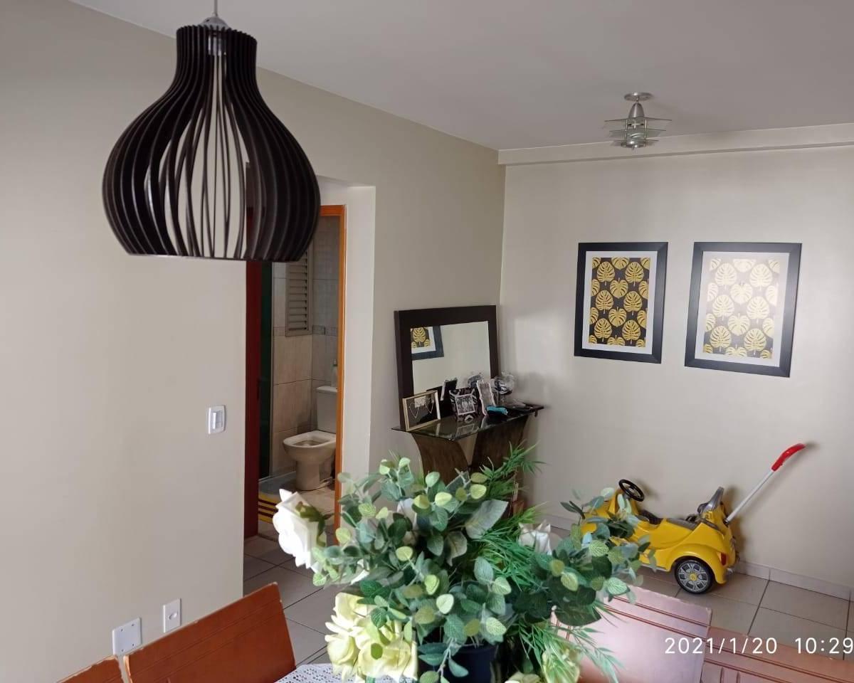 Samambaia - Apartamento 3 Quartos - 2º andar