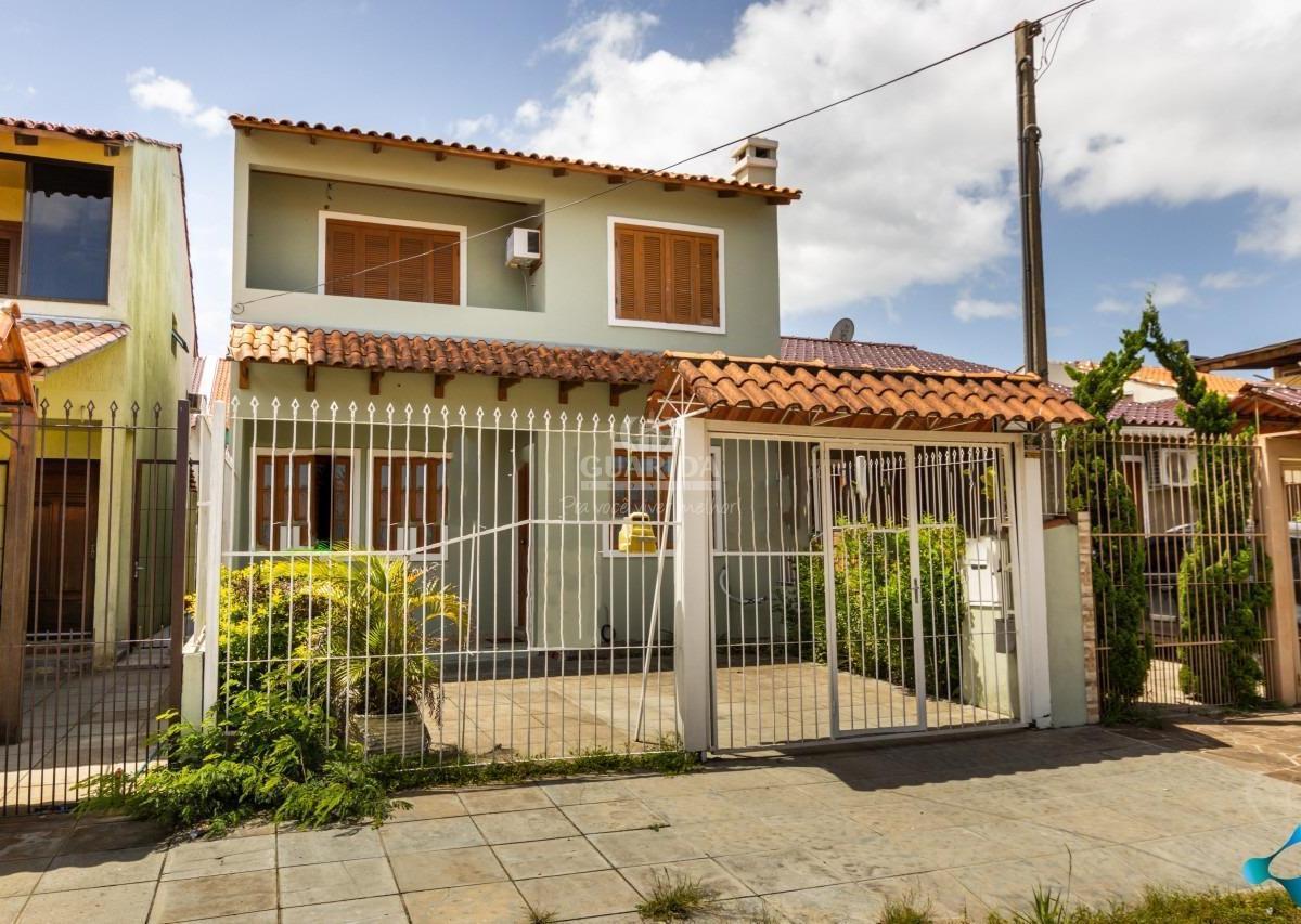 Casa Residencial para aluguel, 3 quartos, 1 vaga, ABERTA DOS MORROS - Porto Alegre/RS