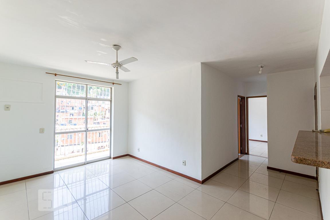 Apartamento para Aluguel - Icaraí, 2 Quartos,  70 m² - Niterói