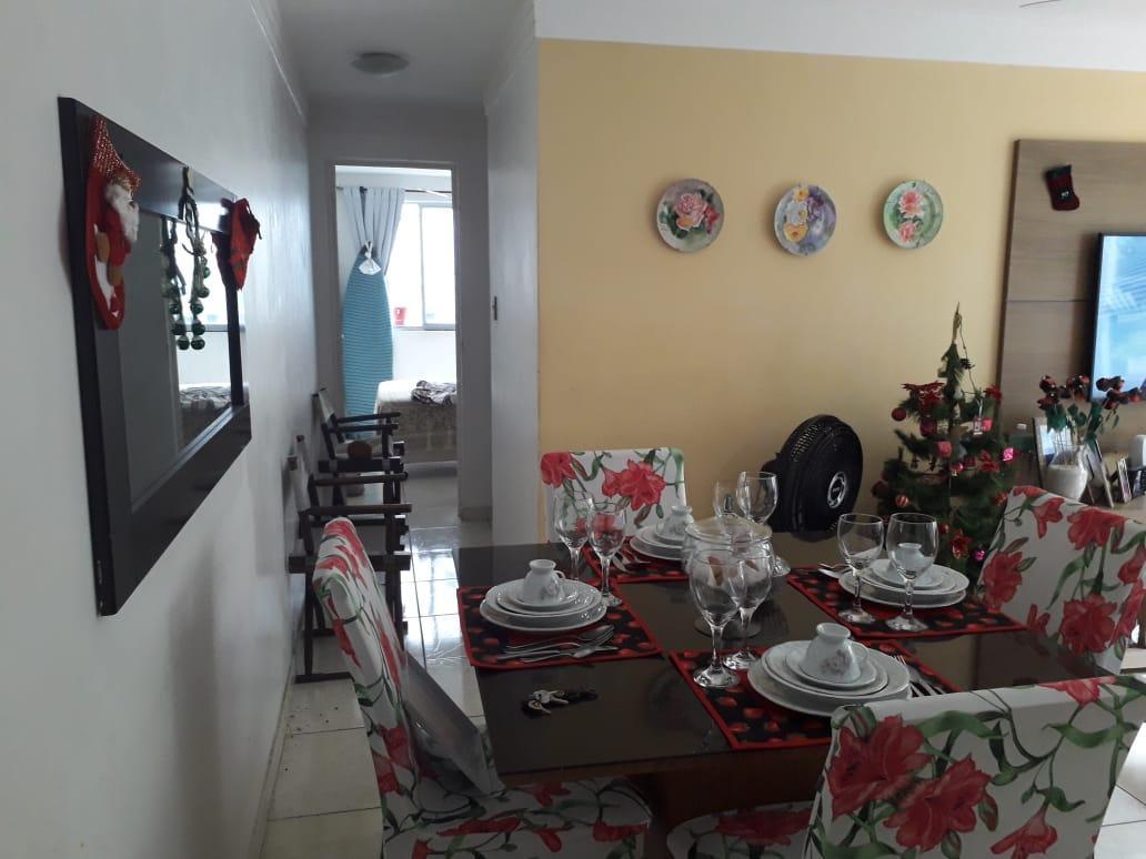Apartamento no ED. CIDADE DE ALAGOINHAS com 2 dorm e 51m, Cabula - Salvador