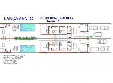 Casa · 143m² · 3 Quartos · 4 Vagas