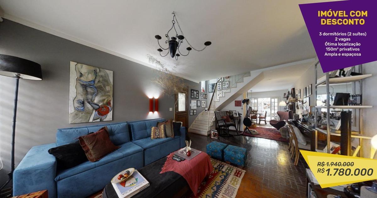 Casa à venda no Brooklin