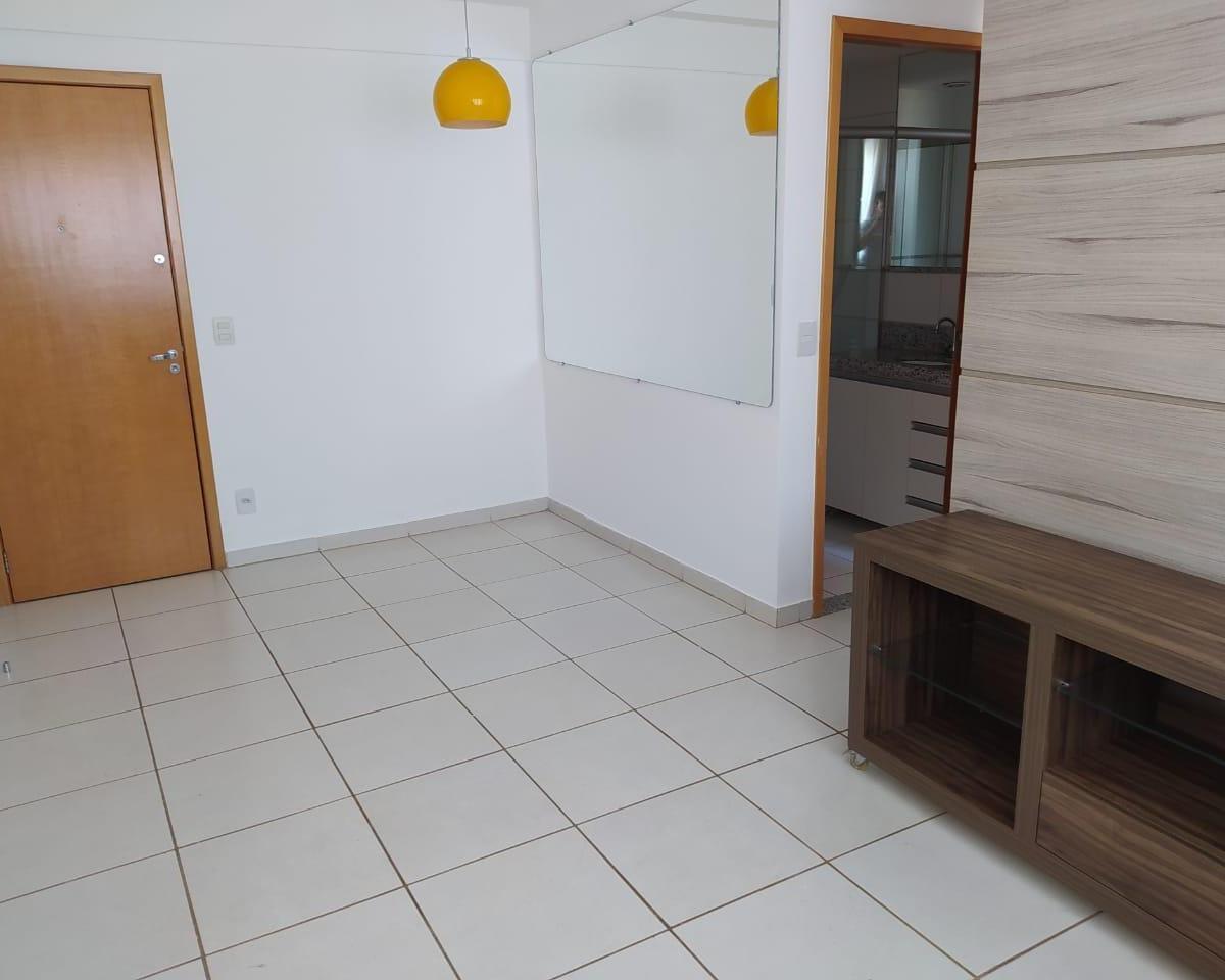 Apartamento 2 quartos, suíte, vaga coberta e lazer completo em Águas Claras