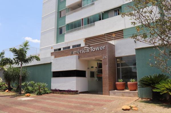 Apartamento no Residencial America Tower - Jardim