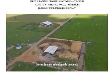 Rural , Santa Rosa do Tocantins