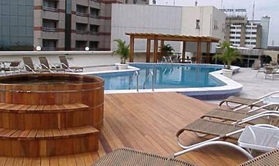 FLAT HOTEL SAN MARCO - INCLUSO OS SERVIÇOS