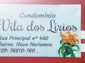 Casa de 2 quartos, Porto Velho