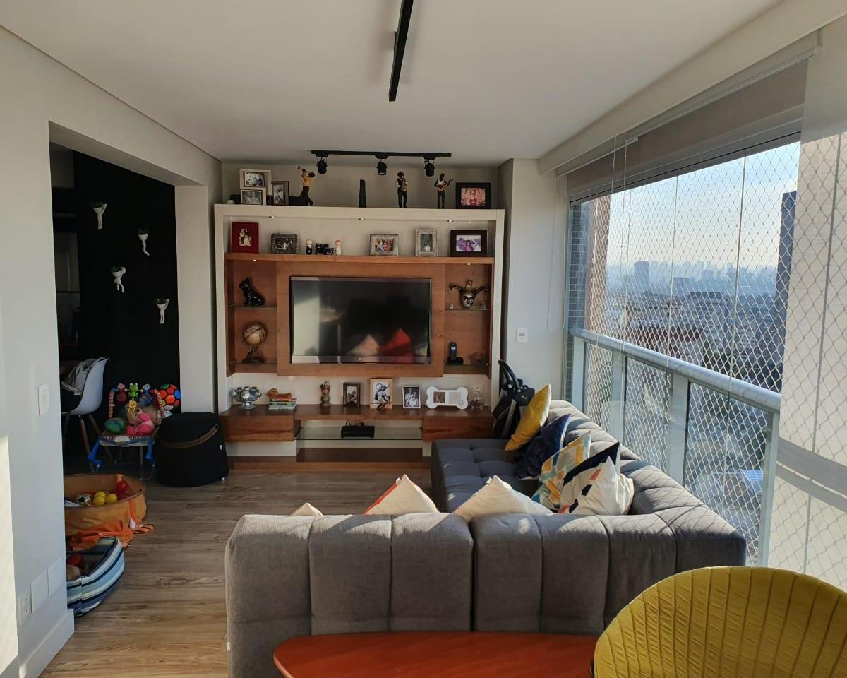 Apartamento de alto padrão com 2 dormitórios na Vila Mariana.