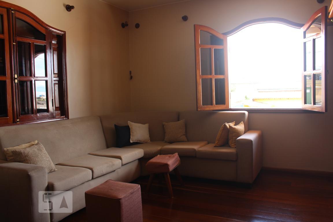 Casa para Aluguel - Ceilândia, 5 Quartos,  400 m² - Brasília