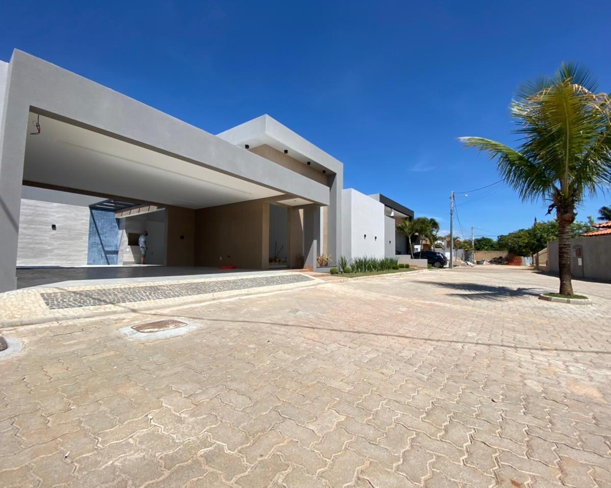 Casa Nova Moderna Arniqueiras - 3 suítes