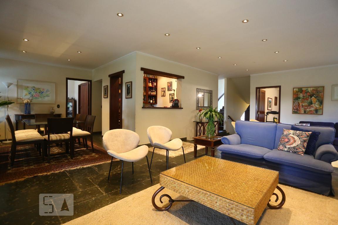 Casa para Aluguel - Adalgisa, 4 Quartos,  450 m² - Osasco