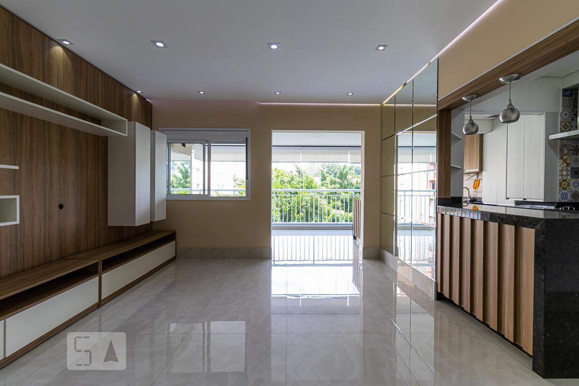 Apartamento à Venda - Bosque da Saúde, 2 Quartos,  93 m² - São Paulo