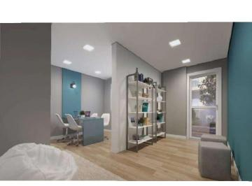 Apartamento · 35m² · 2 Quartos
