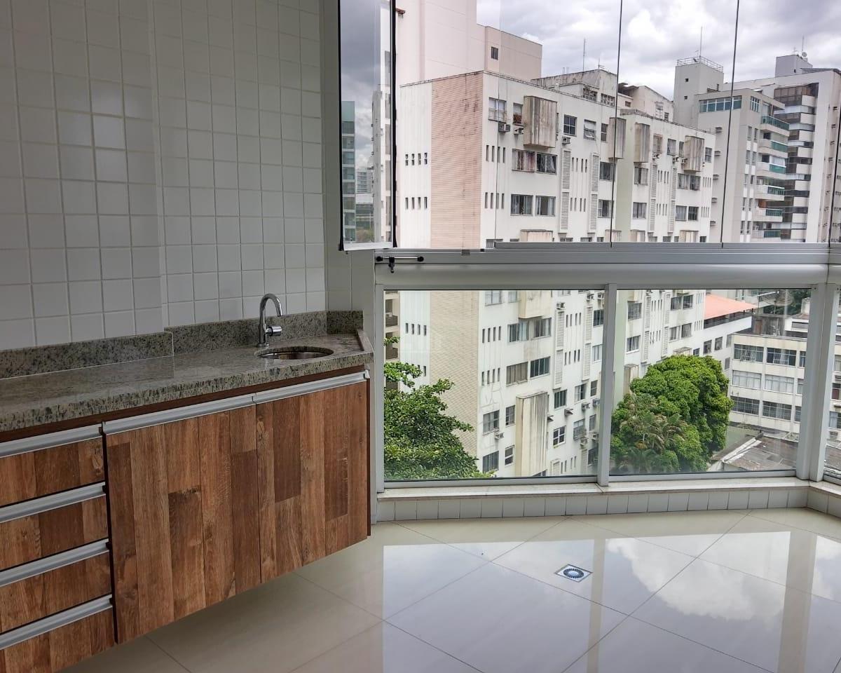 Apartamento para alugar com 03 quartos, 113 m², na Praia do Canto, Vitória/ES