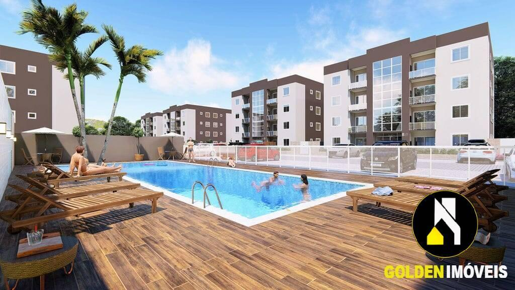 Apartamento em Porto Belo 2 dormitórios