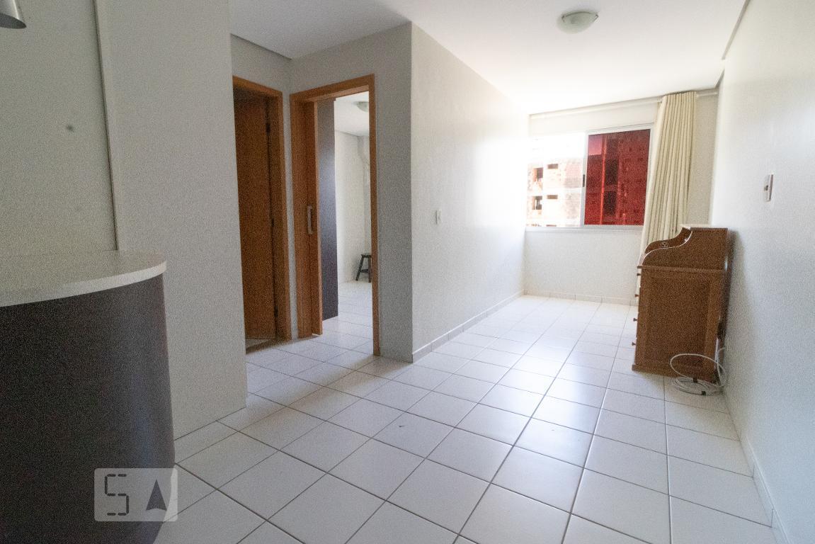Apartamento para Aluguel - Águas Claras, 1 Quarto,  35 m² - Brasília