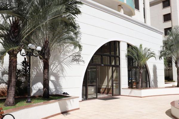 Apartamento no Res. Borges Landeiro Classic - Set