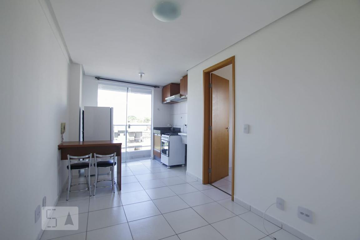Apartamento para Aluguel - Setor Leste Vila Nova, 1 Quarto,  45 m² - Goiânia