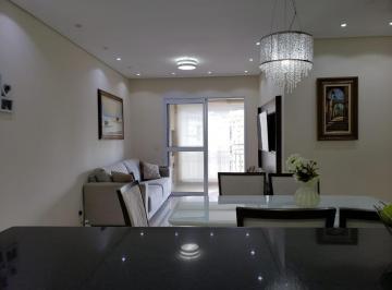 Apartamento · 82m² · 3 Quartos · 1 Vaga