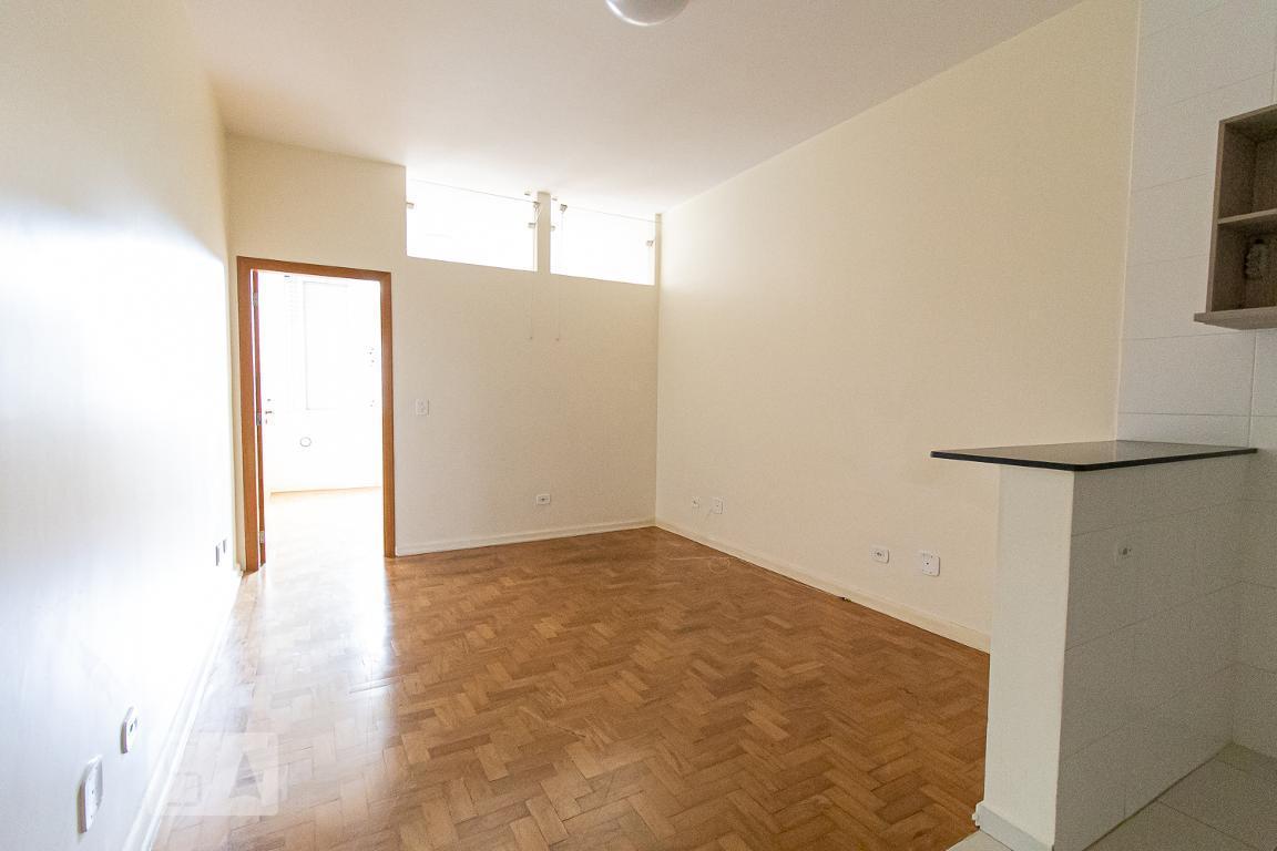 Apartamento para Aluguel - Santa Cecília, 1 Quarto,  42 m² - São Paulo