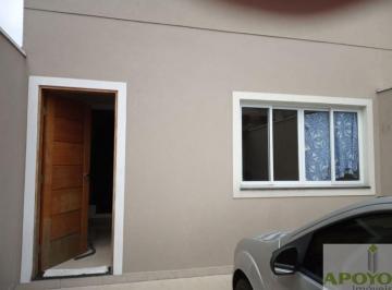 Casa · 92m² · 3 Quartos · 1 Vaga